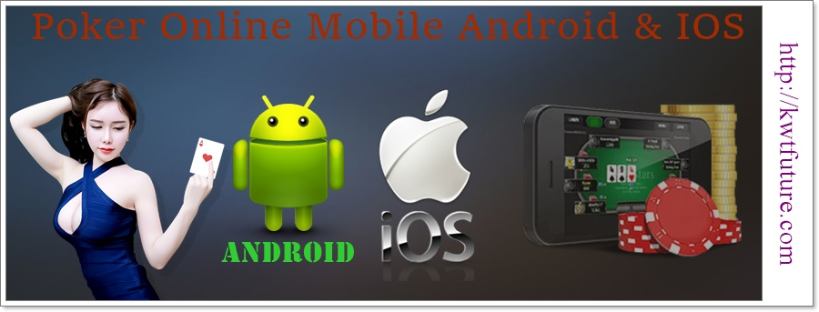 poker online mobile android & ios